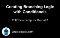 Branching Logic with Conditionals