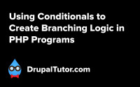 Using Conditionals to Create Branching Logic