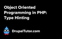 Object Oriented Programming: Type Hinting