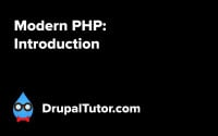 Modern PHP: Introduction