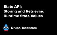 State API: Storing and Retrieving Runtime Values